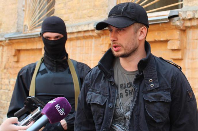 Белецкий: Чтобы захватить власть в Киеве, достаточно 300 человек