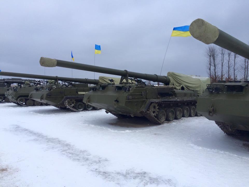 Порошенко поздравил украинских артиллеристов с профессиональным праздником - Цензор.НЕТ 8016
