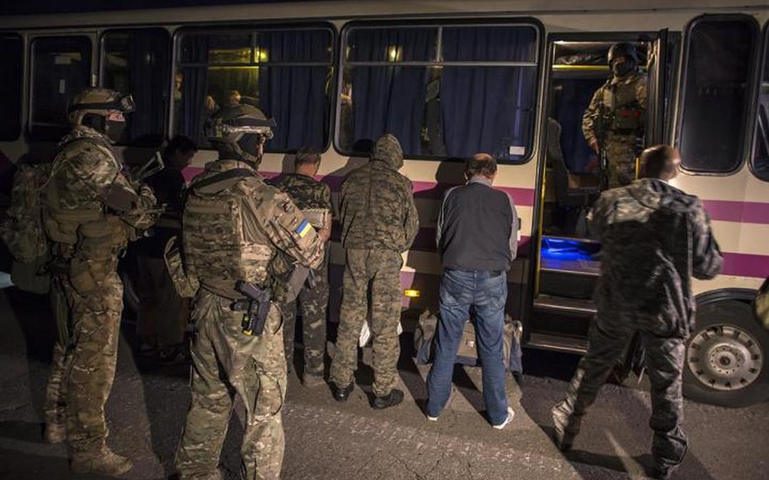Задержание «украинских диверсантов» в«ДНР»: стали известны детали