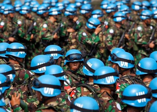 Украина подготовила документы для направления миротворцев ООН наДонбасс