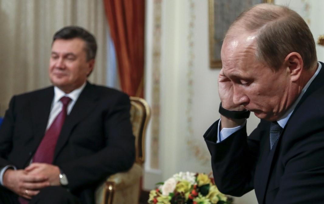 Зачем Майдан был нужен Путину и кто стрелял в «беркут»?