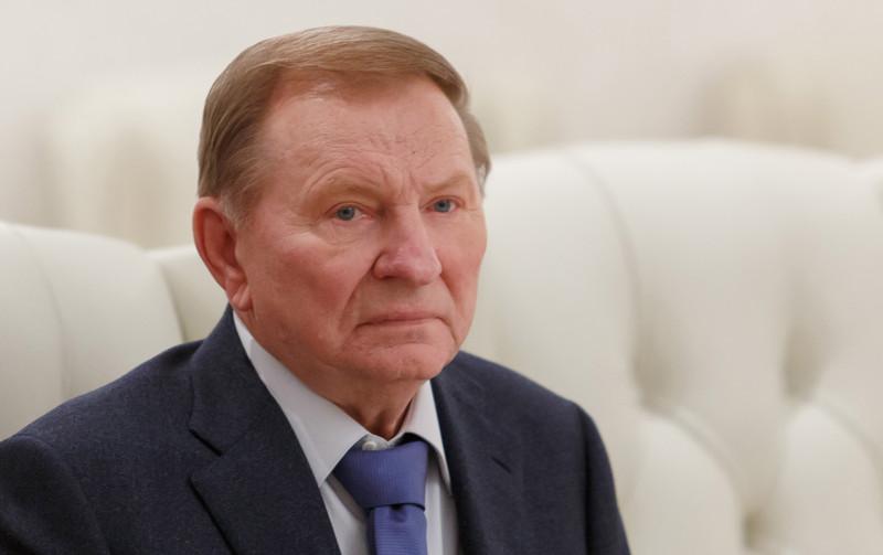 Кучма пояснил, почему переговоры поДонбассу недают результата