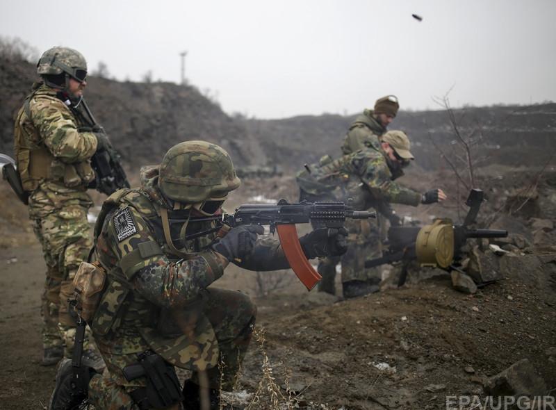 Боевики активизировались наМариупольском направлении, ранены 7 наших воинов
