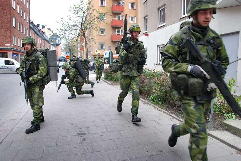 Швеция отметила рост угрозы состороны РФ