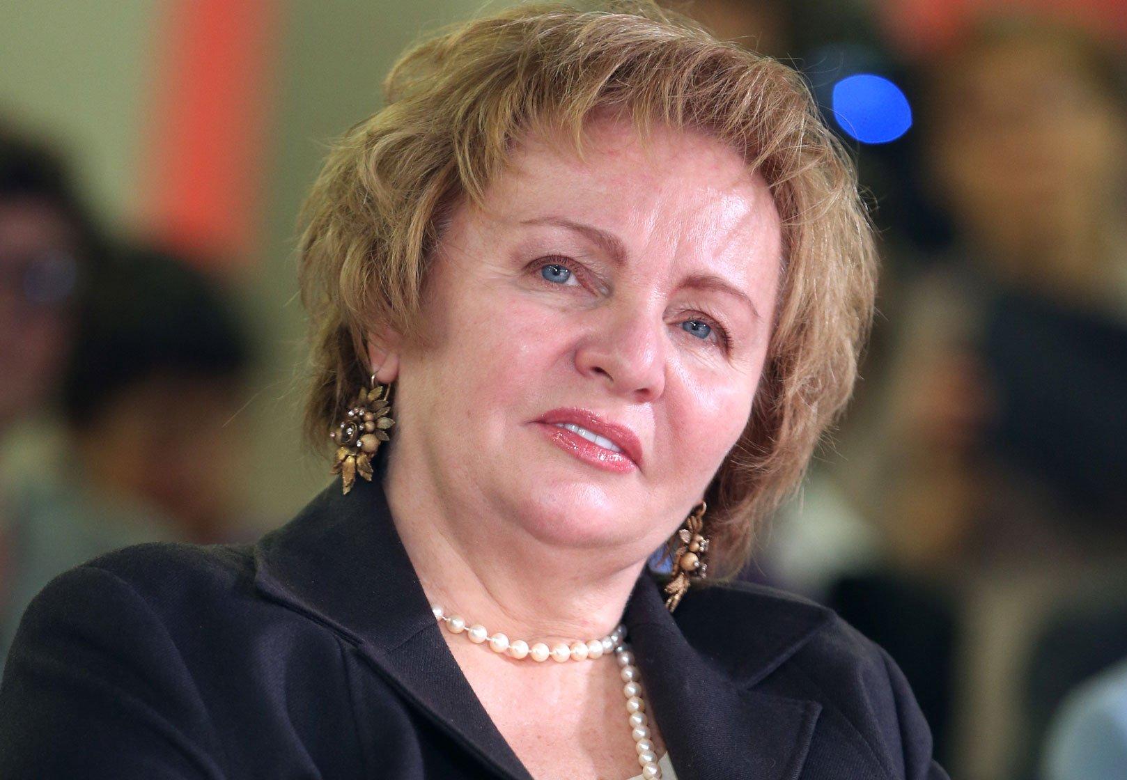 Путина, Людмила Александровна — Википедия
