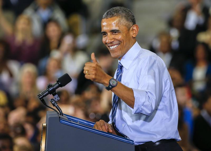 11:50 by Александр Иванов Реакция 106-летней американки на встречу с Обамой изумила соцсети
