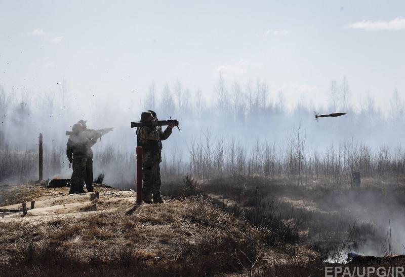 Наполигоне вРовенской области подорвались 7 солдат