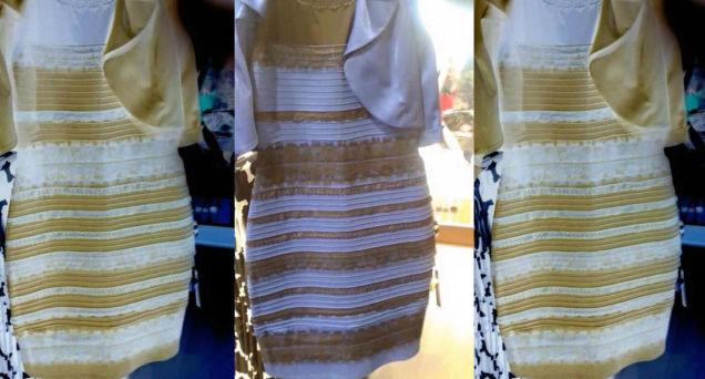 Какого цвета платье 30%
