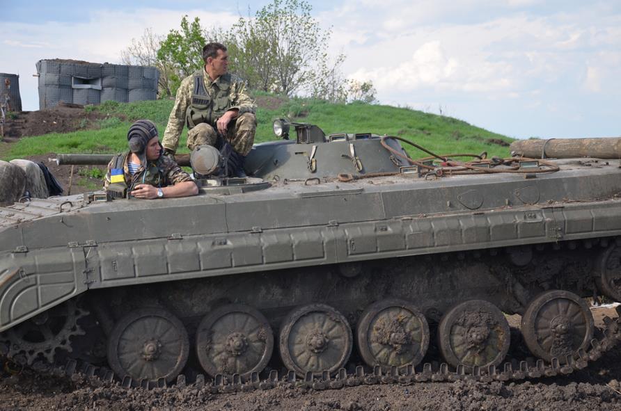 Сполуночи зафиксировано 14 случаев нарушения боевиками «режима тишины»,— штаб АТО