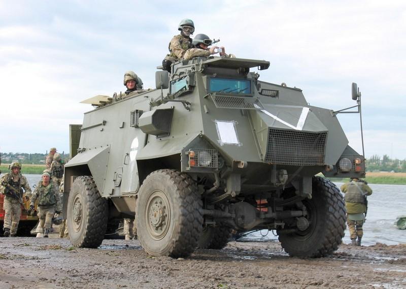 Боевики 23 раза вели огонь попозициям ВСУ— Штаб АТО