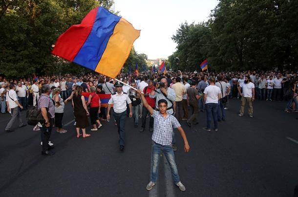 Армения стоит на пороге грандиозных изменений