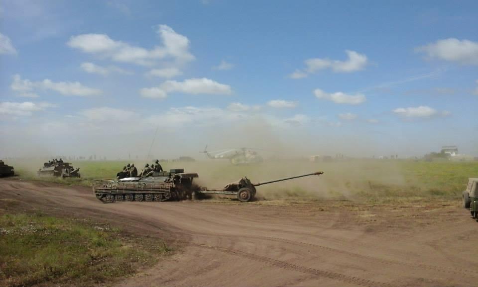 ФСБ пресекла попытки прорыва вКрым террористических групп из государства Украины