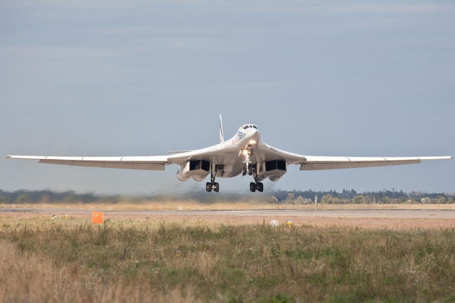 «Томагавки» рыдают от смеха над «дебютом» стратегической авиации России