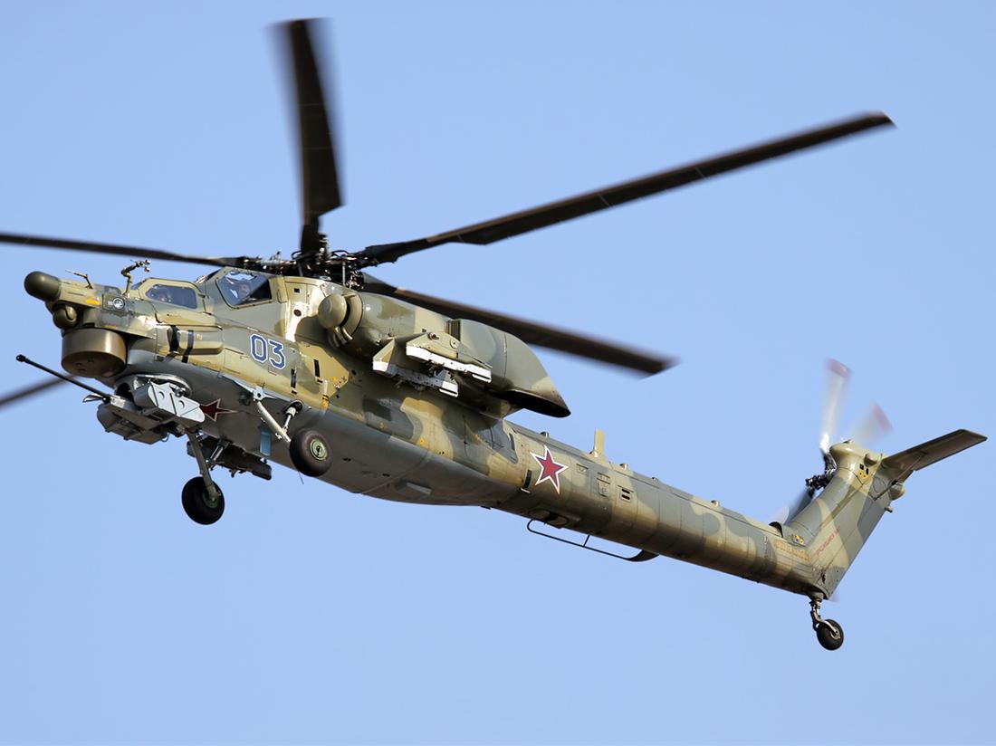 Рожденные ползать....!: В Сирии разбился российский боевой вертолет