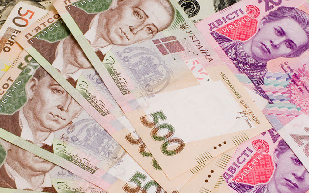 НБУ опустил курс гривны кдоллару до25,20 грн/$