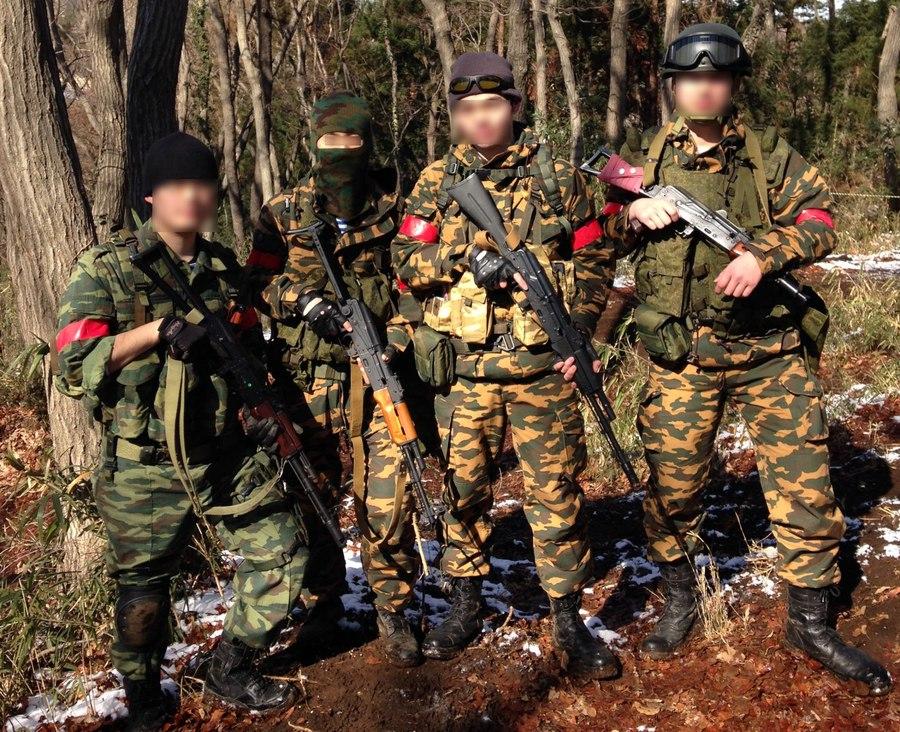 Японский художник рисует украинских военных в стиле аниме - Цензор.НЕТ 8327