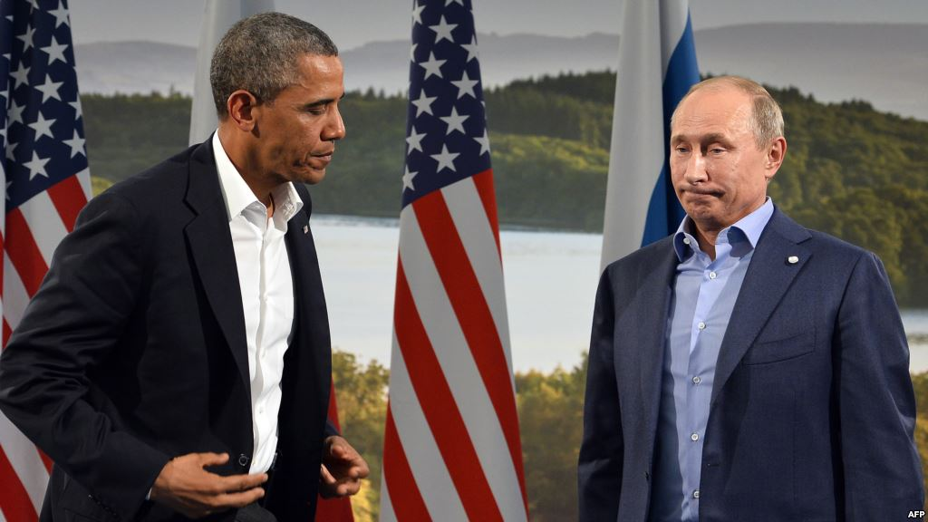 Путин и Обама обсудили ситуацию в Украине и Сирии, – Reuters - Цензор.НЕТ 7492