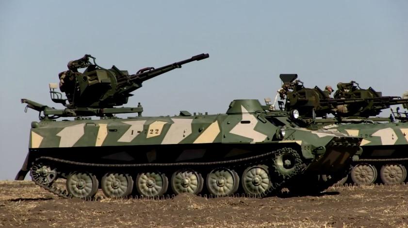 На Украине планируется возобновить производство тягача МТ-ЛБ?