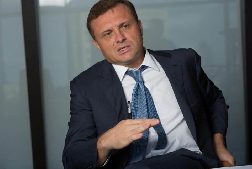 Объявление опокушении наСергея Левочкина— бред,— МВД