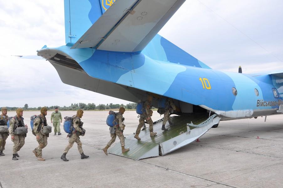 ВРприняла переименование Высокомобильных десантных войск вДесантно-штурмовые
