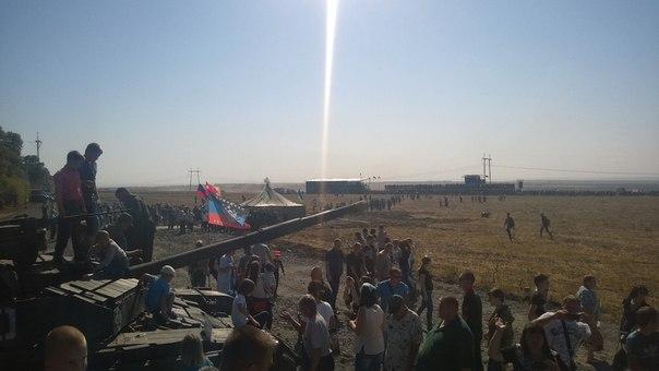 """Погибшая в танке под Торезом девочка была дочкой одного из командиров боевиков, - """"Сегодня"""" - Цензор.НЕТ 28"""