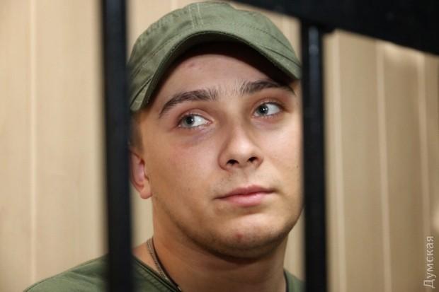 Одесского активиста Стерненко подозревают в«крышевании» наркоточек