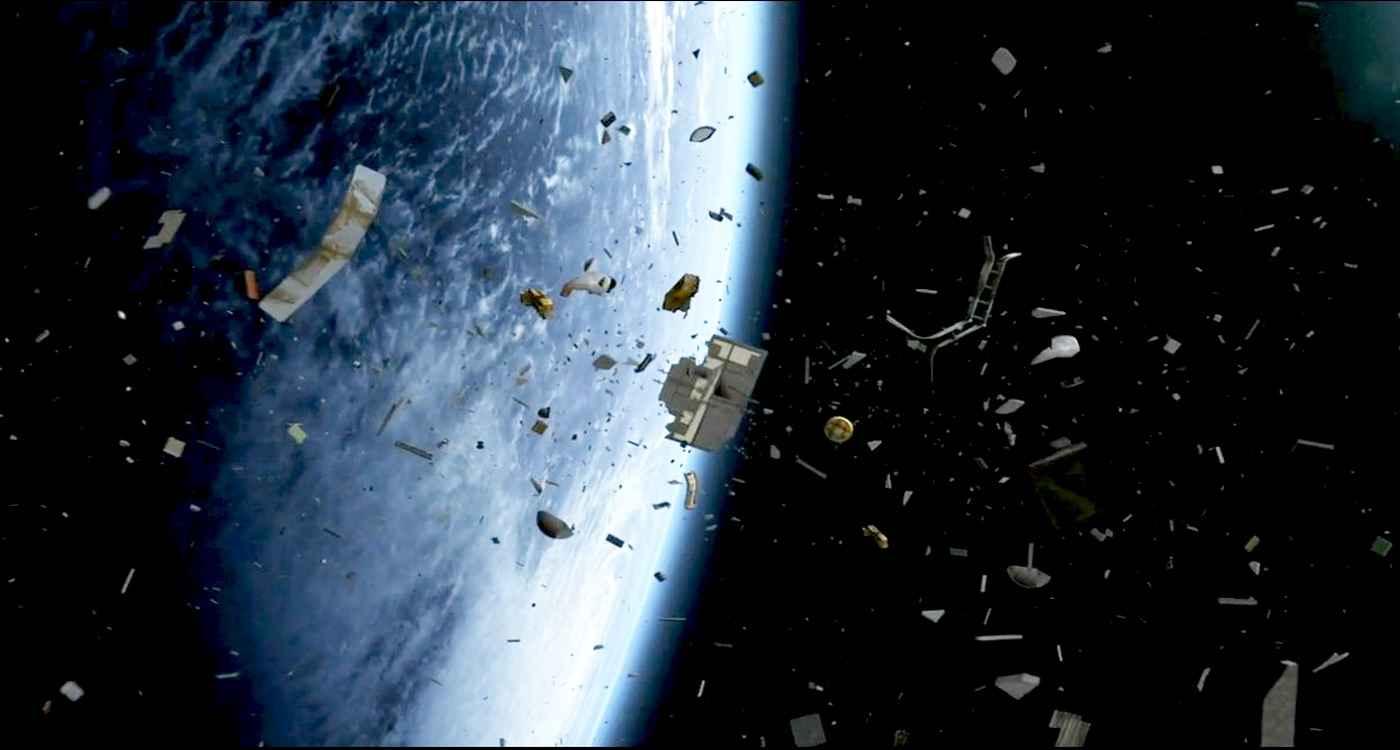Космический мусор может стать причиной новой войны