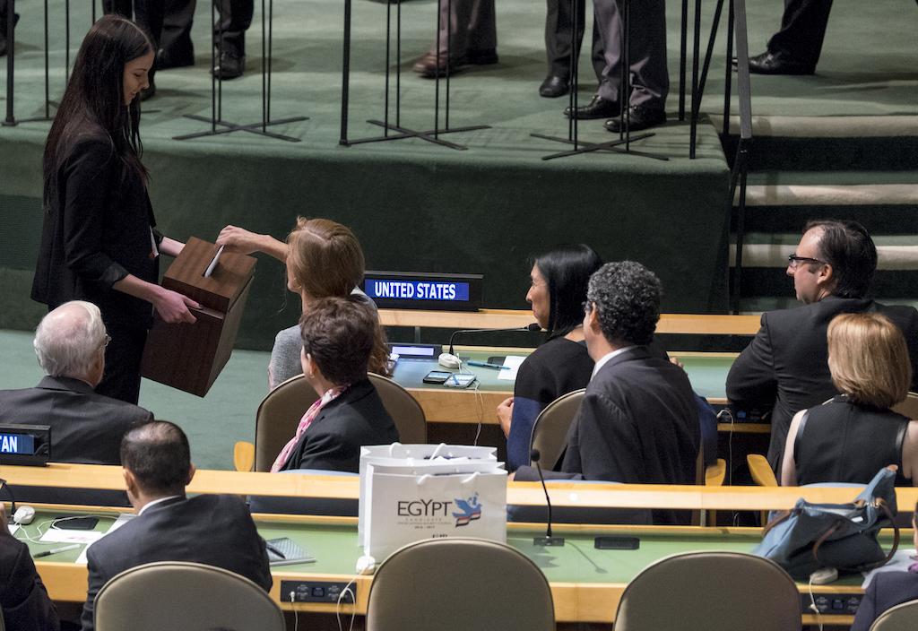 Украина вмеждународной организации ООН получила дополнительные полномочия