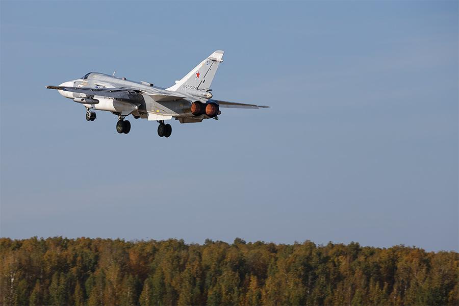 09:27 Самолет РФ вновь залетел в Турцию. Посла вызвали на ковер