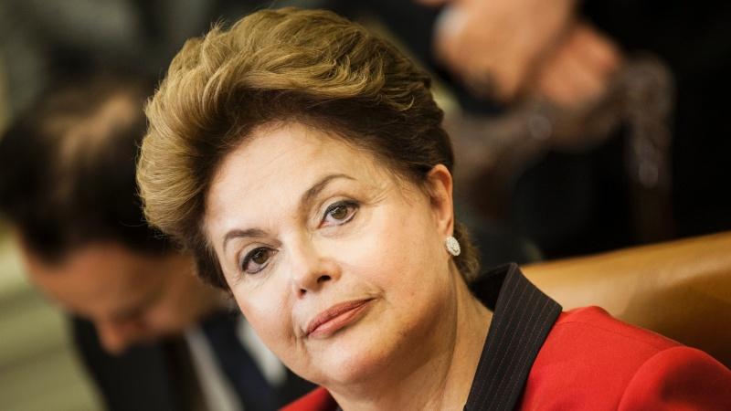 Президента Бразилии отстранили от должности