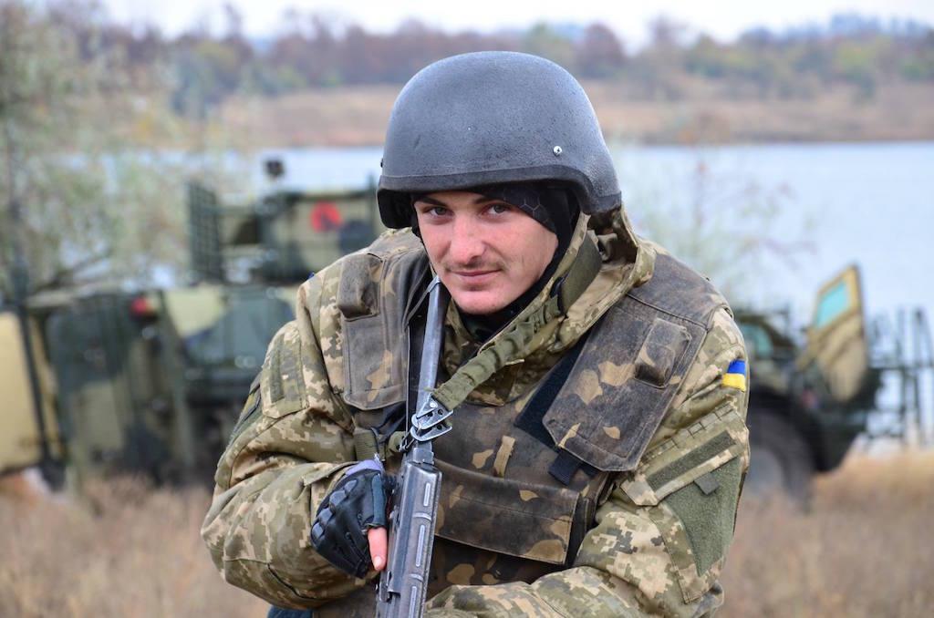 08:43 Боевики активно обстреливают силы АТО под Донецком