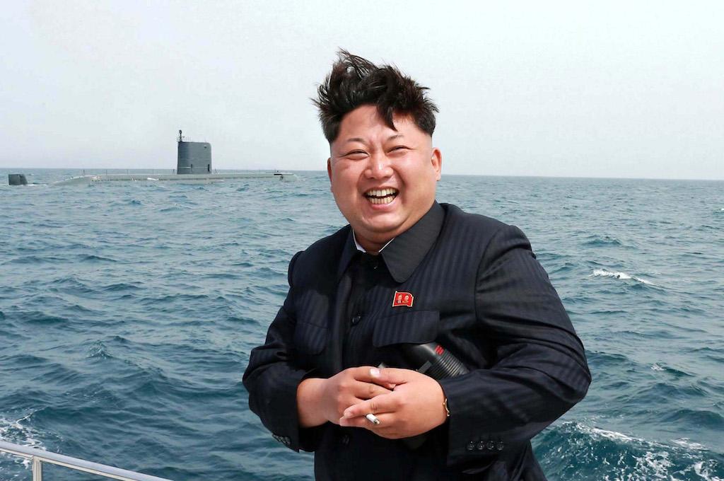КНДР: Мы готовы потопить авианосец США одним ударом