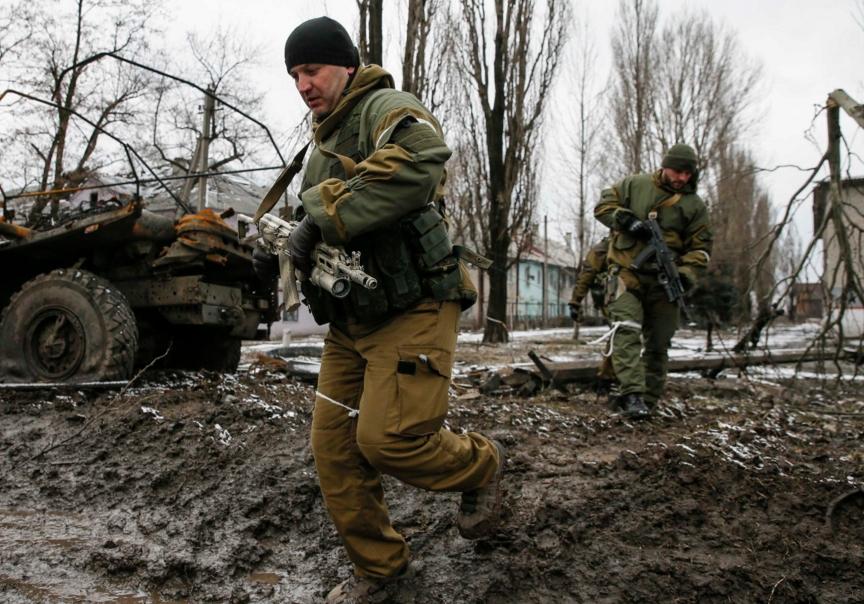 Фильм о российских боевиках на Донбассе вызвал скандал на международном фестивале