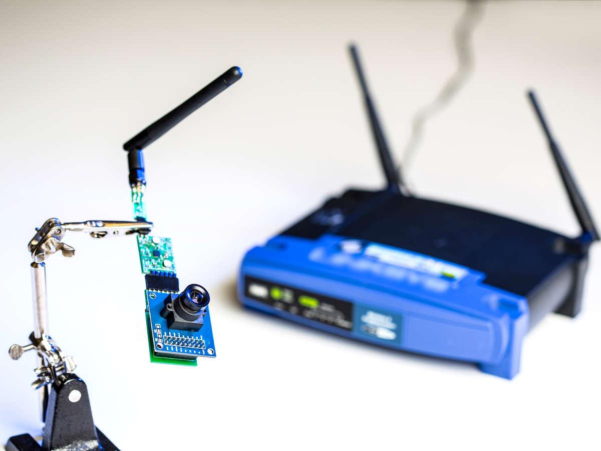 Ученые изобрели Wi-Fi зарядку для гаджетов