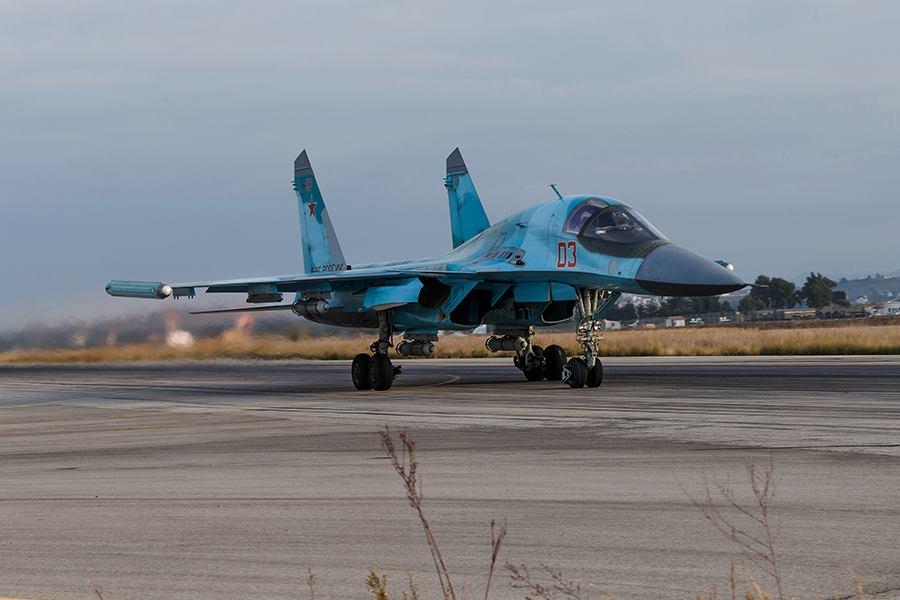 Стали известны детали контракта оразмещении авиагруппыРФ вСирии