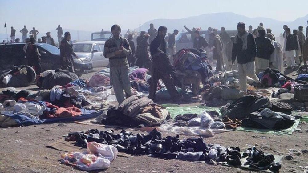 17:26 На рынке в Пакистане прогремел мощный взрыв десятки погибших и раненых