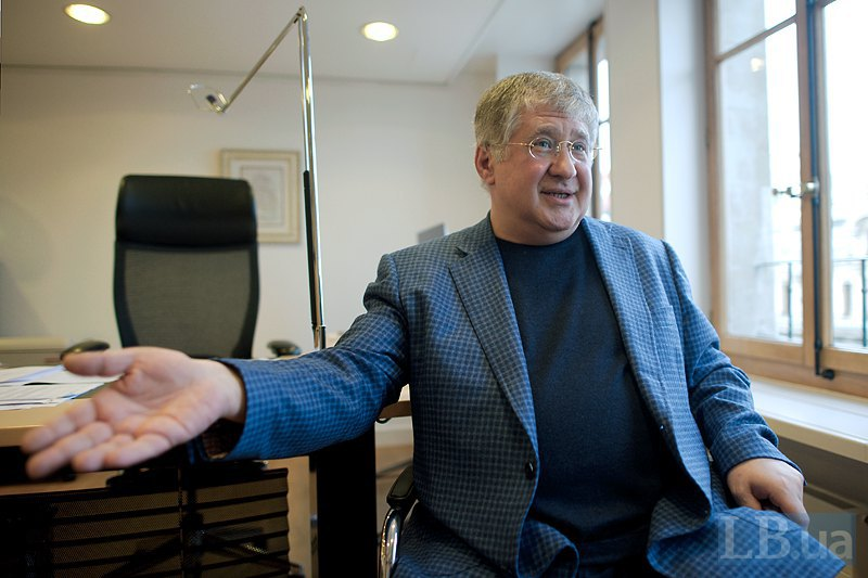 Коломойский подал в суд на «ПриватБанк», НБУ и Минфин