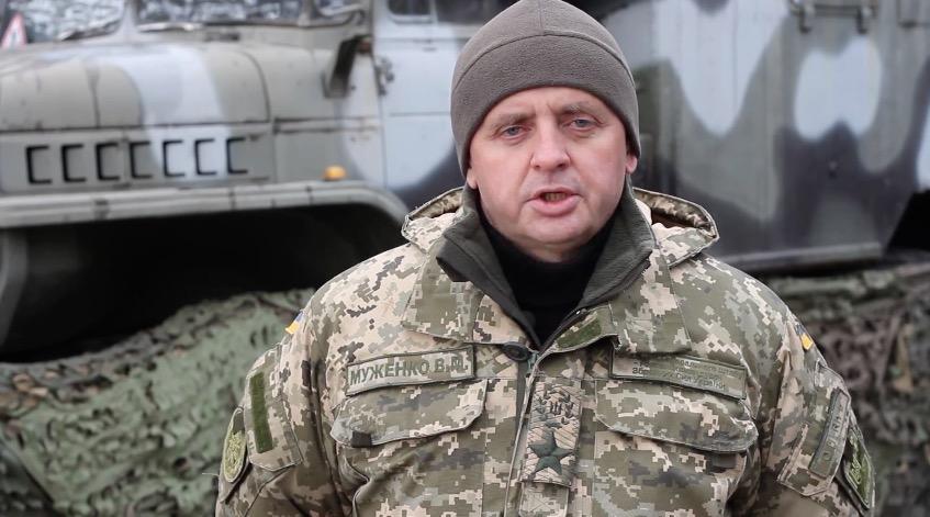 Муженко и Полторак записали обращения по случаю Дня Вооруженных сил