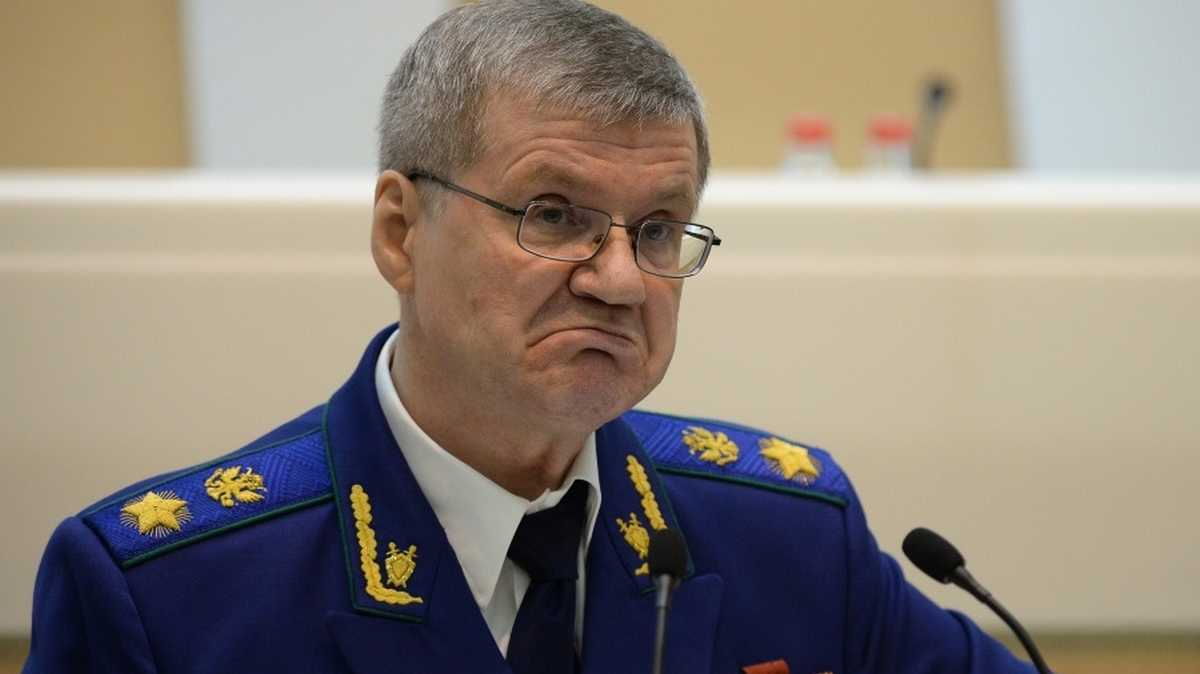 17:59 Фонд Навального подал иск к генпрокурору Чайке
