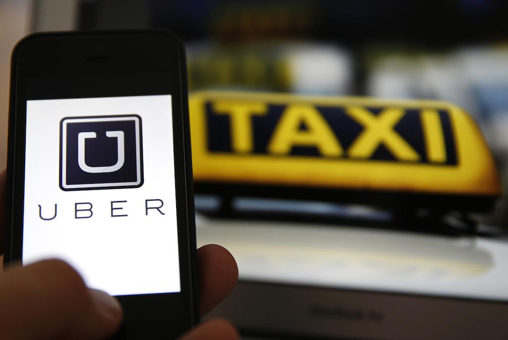 Слухи подтвердились: вгосударстве Украина появится такси Uber