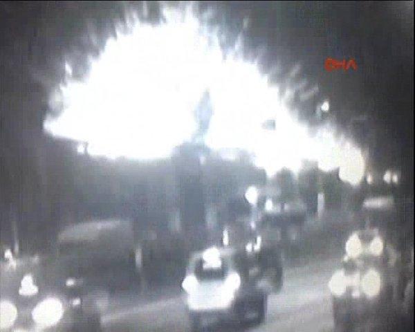 Вметро Стамбула произошел взрыв