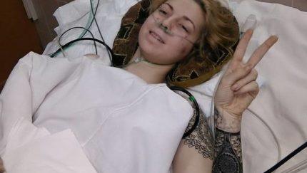 Состояние попавшей в ДТП медика-волонтера Яны Зинкевич остается тяжелым, - главврач - Цензор.НЕТ 6421