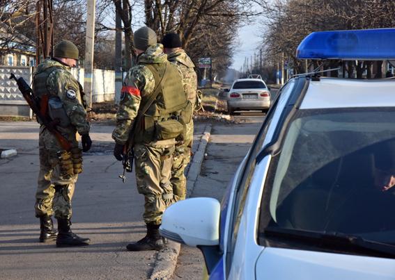 В Марьинке задержали «завхоза» боевиков «ДНР»