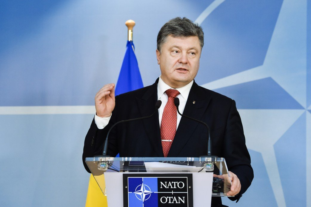 Сдерживание РФ. Порошенко утвердил новую концепцию обороны