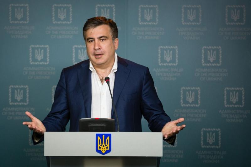 Саакашвили жестко высказался о Жебривском