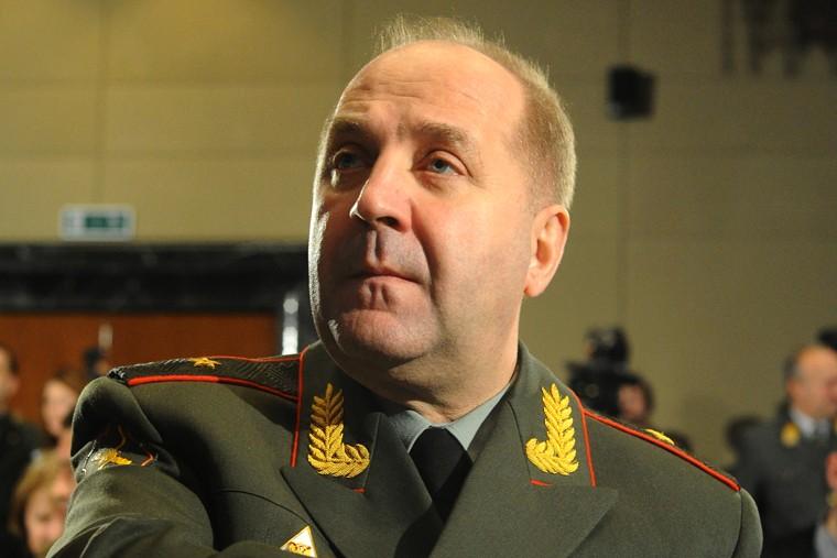 Скончался глава ГРУ Игорь Сергун
