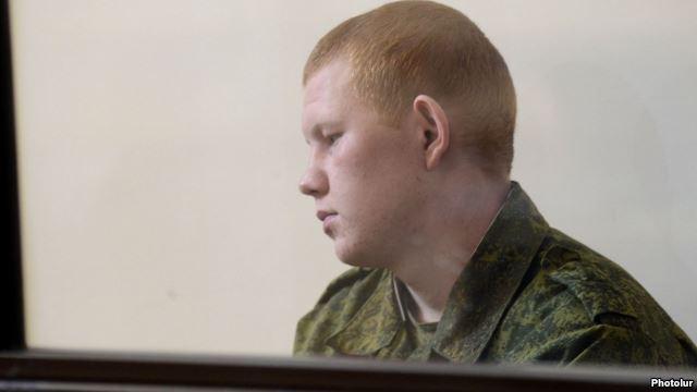 Суд над русским военным Пермяковым возобновился вармянском Гюмри
