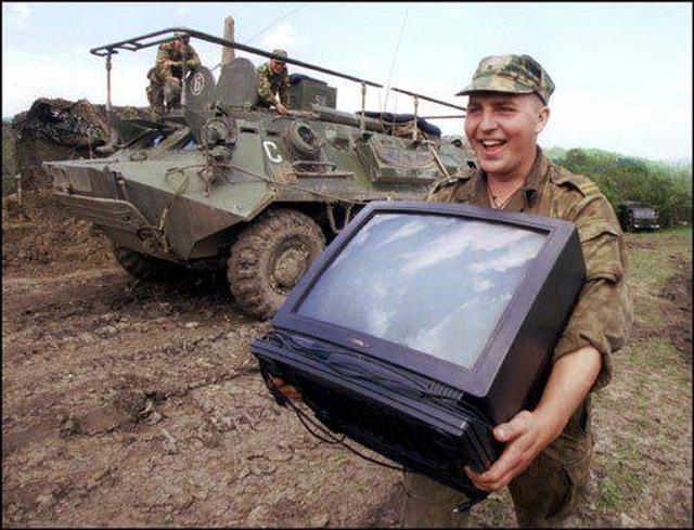 Оккупанты на Луганщине расхищают деньги, выделенные на ремонт боевых машин, - разведка - Цензор.НЕТ 8707