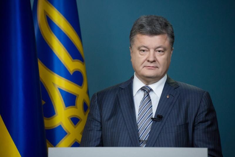 Порошенко: Имперский зуд Путина создает угрозу Украине