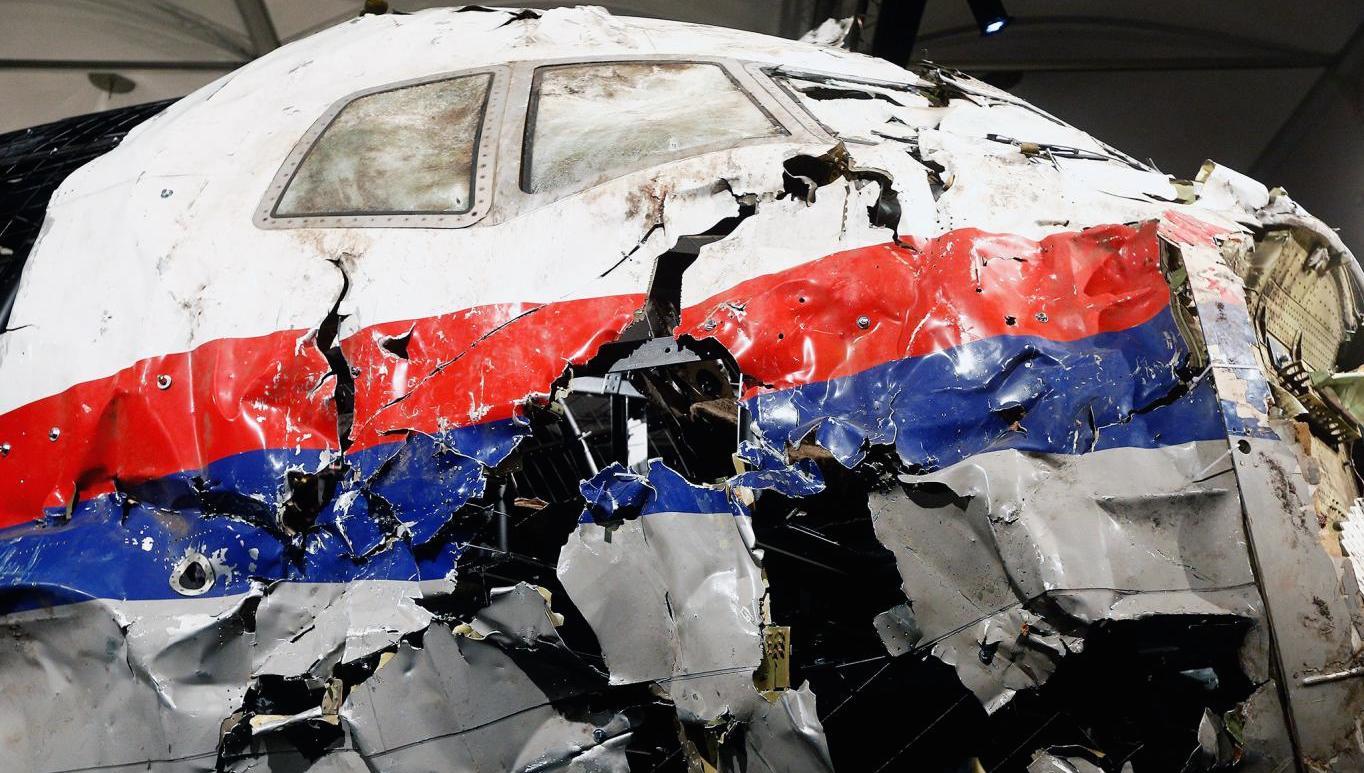 22:24 by Сандра Константинова Минобороны РФ отреагировало на обвинения в причастности к катастрофе MH17